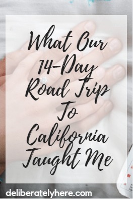 What Our 14-Day Road Trip To California Taught Me