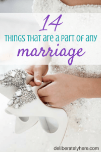 14 Things That are a Part of Any Marriage