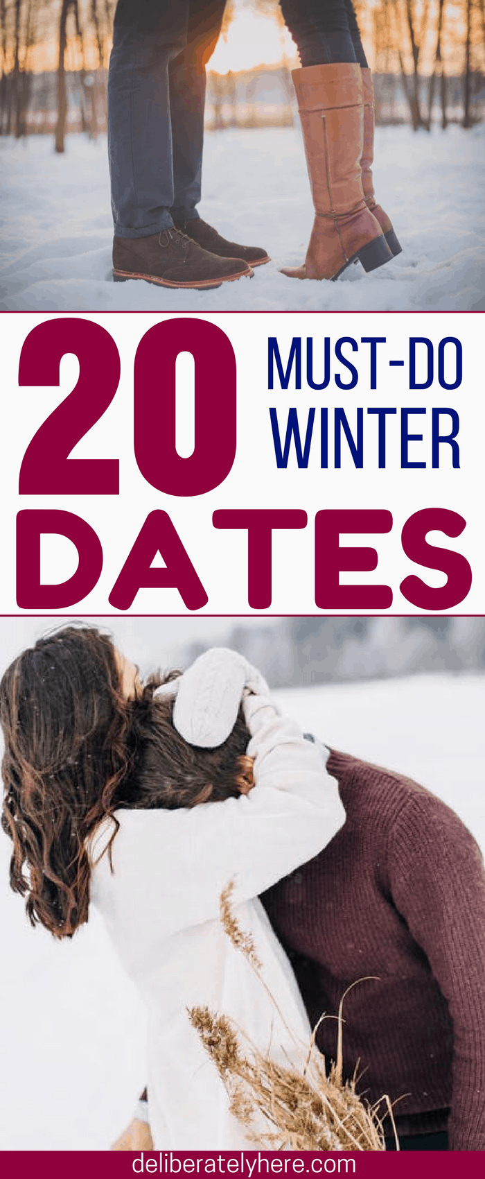 20 Must do Winter Dates