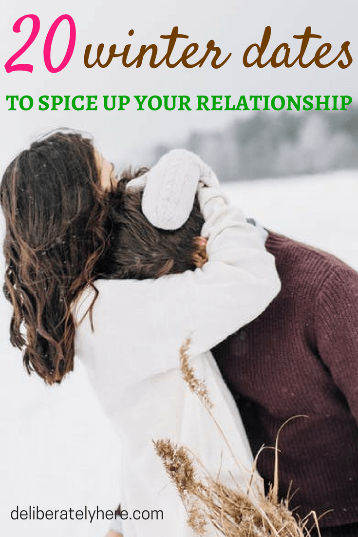 20 Winter Date Ideas to Spice up Your Relationship