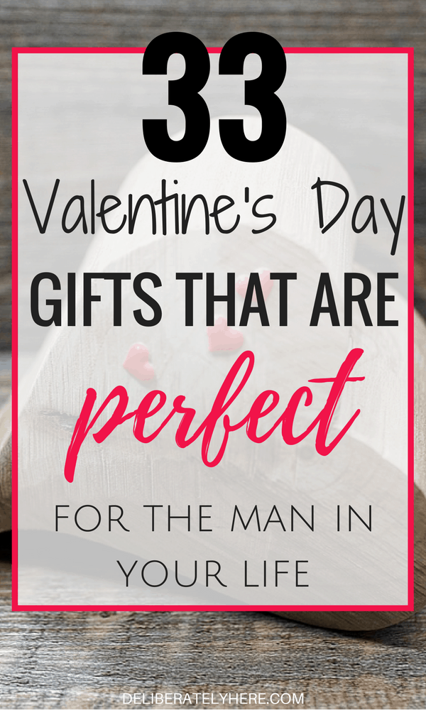 33 Valentine's Day Gifts That Are Perfect For the Man in Your Life