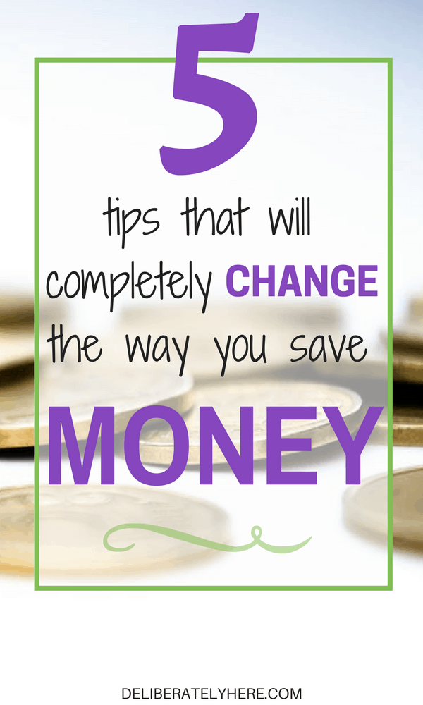 5 Smart Money Saving Tips That Will Completely Change the Way You Save Money
