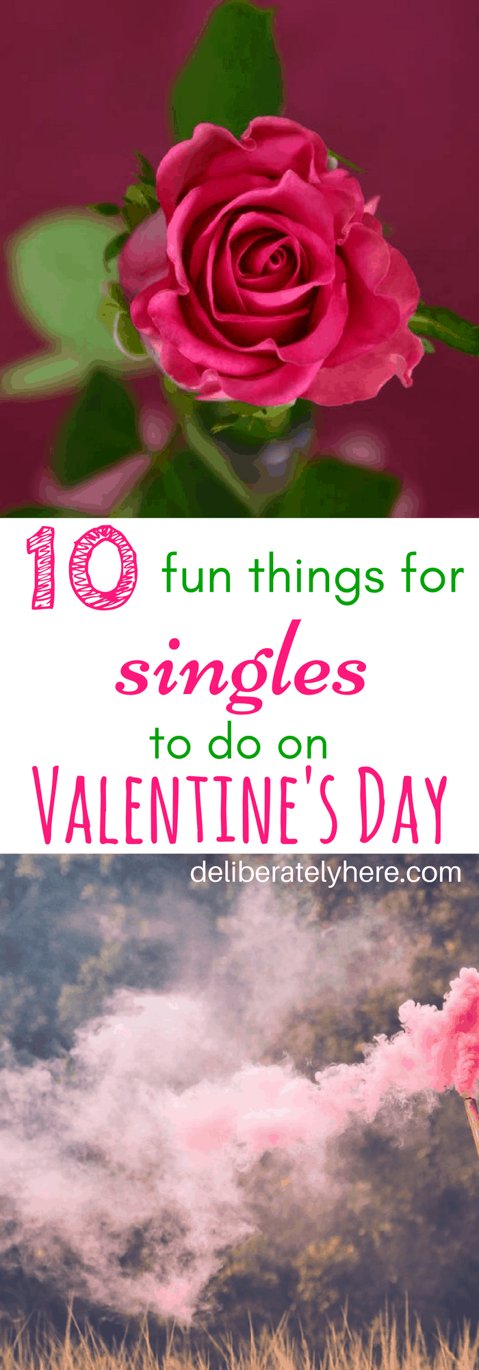 10 Fun Things for Singles to do on Valentine's Day