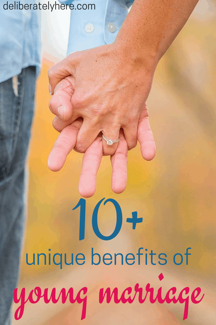 Over 10 Unique Benefits of Young Marriage