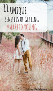 11 Unique Benefits of Getting Married Young