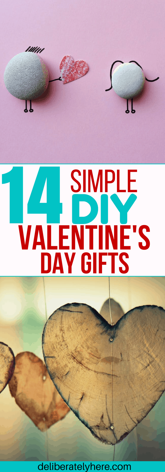 14 Simple & Romantic DIY Valentine's Day Gifts