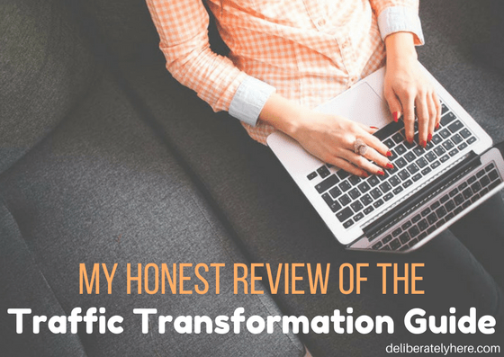 My Honest Review of the Traffic Transformation Guide