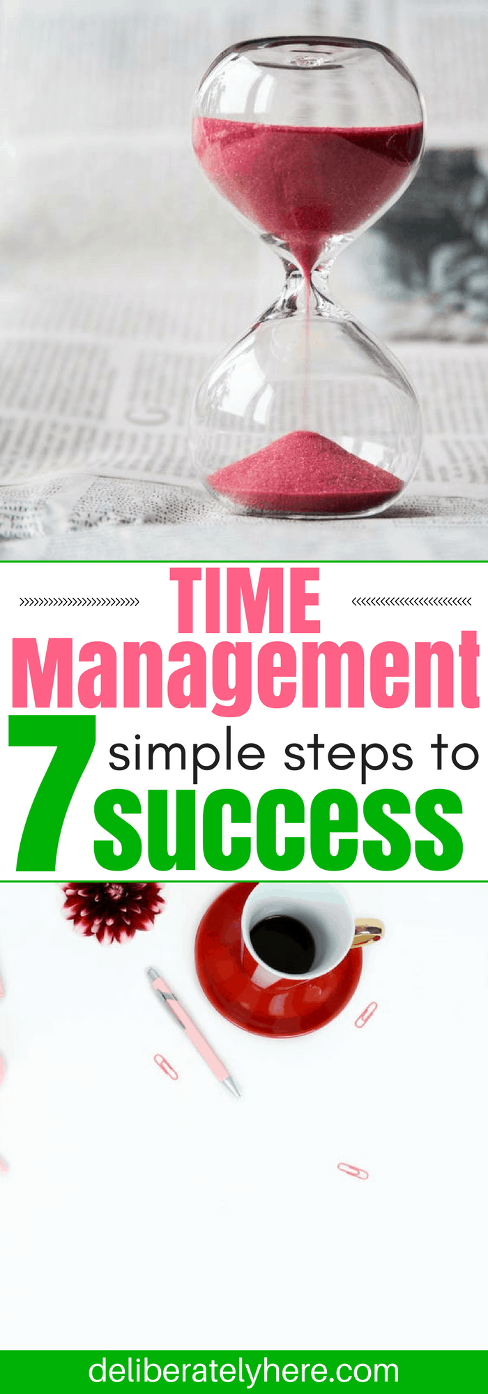 Time Management 7 Simple Steps to Success