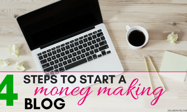 How to Start a Successful Blog & Make Money From Home