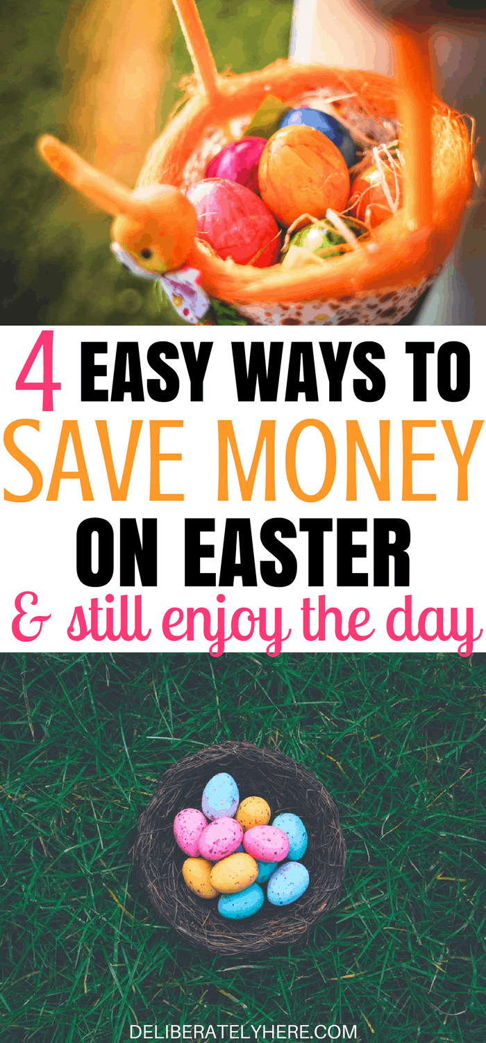 4 Easy Ways to Save Money on Easter & Still Enjoy the Day | Frugal Easter Activities
