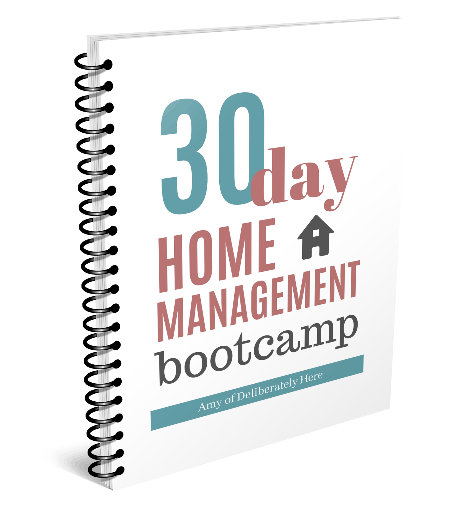 30 day home management bootcamp free