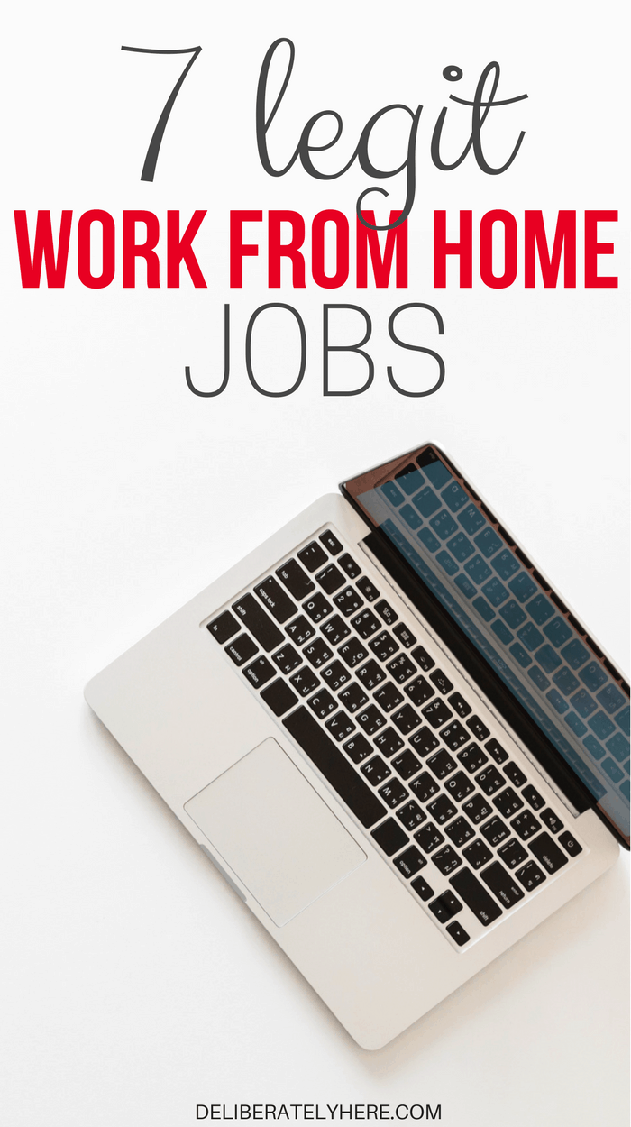 7 real work from home jobs so you can finally quit your 9-5 and create a job you love