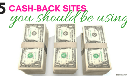 5 Cash Back Sites You Need in Your Life