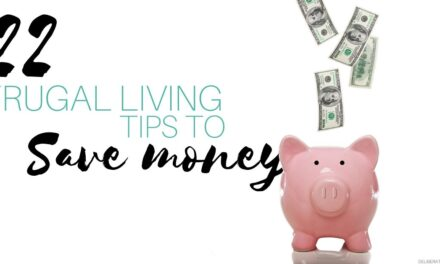 22 Ways to be Frugal to Save Money (here's what you should never do)