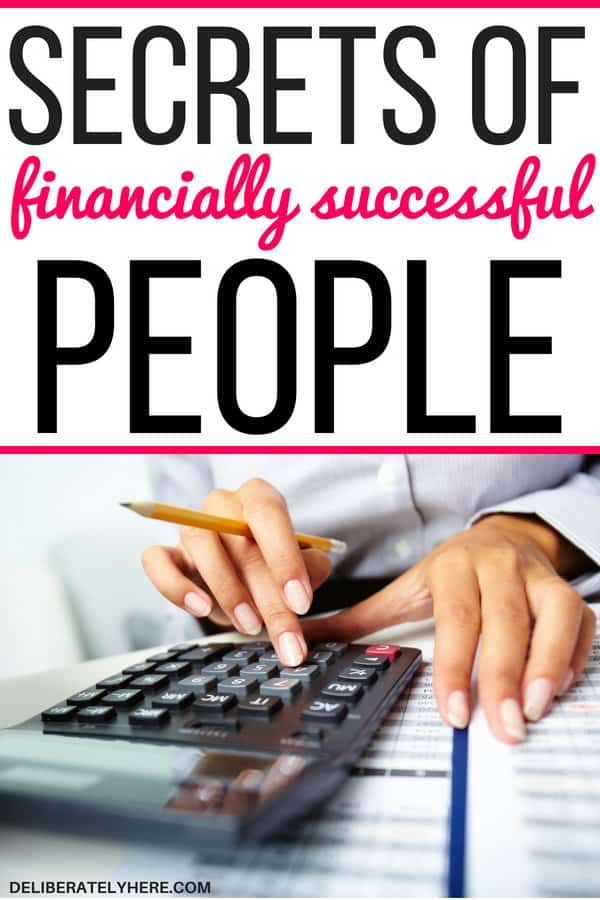 12 secrets of financially successful people. The top secrets to help you create a financially successful life, don't let your finances control your life - experience true financial freedom. Find the secrets to financial success here! What's holding you back from living a life of financial freedom?