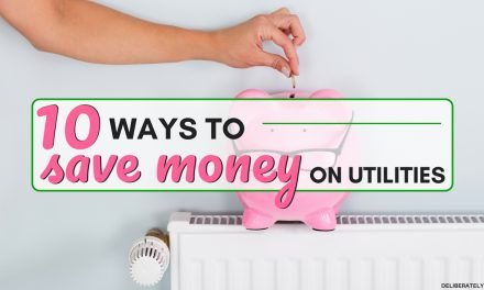 10 Ways to Save Money on Ultilities