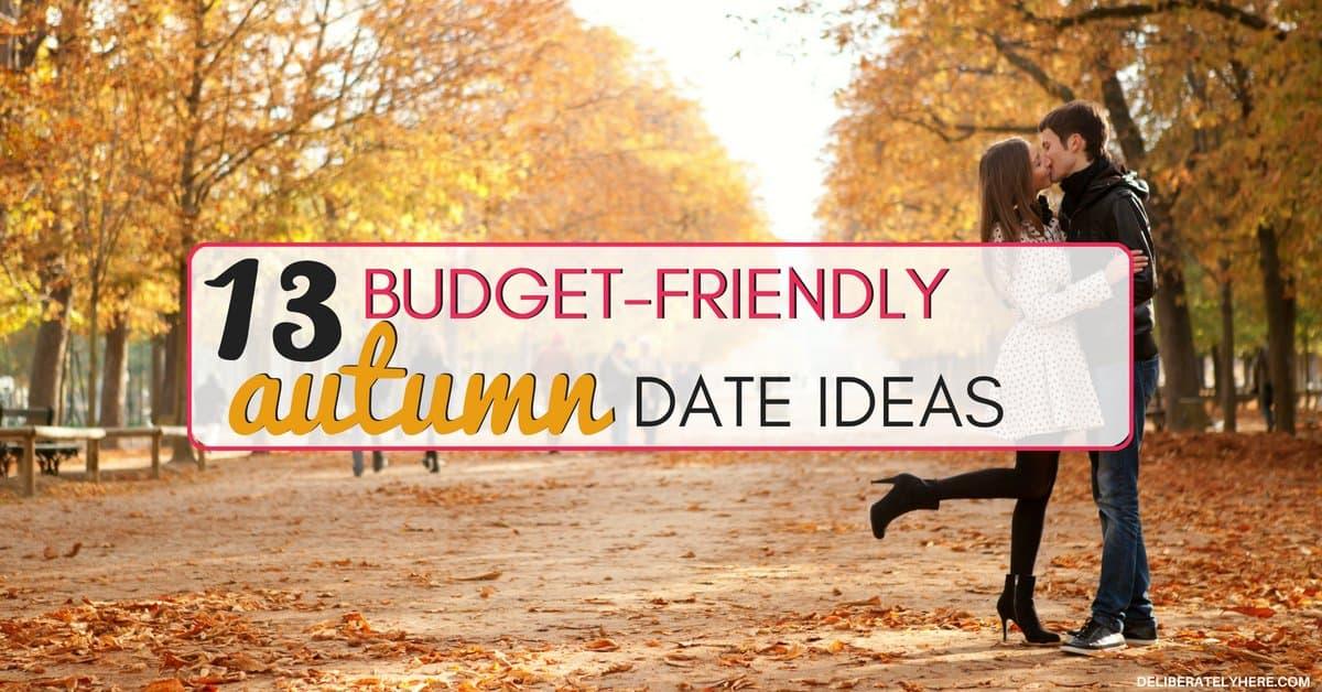 13 Budget Friendly Fall Date Ideas