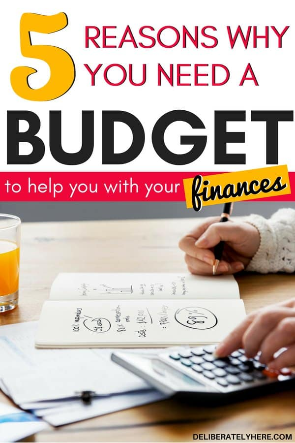 5 reasons why you need a budget for beginners. Start budgeting today to organize your finances. Start financial planning with these easy budgeting tips. Use these saving money tips to start saving money fast with personal finance tips to help you live comfortably even on a low income.