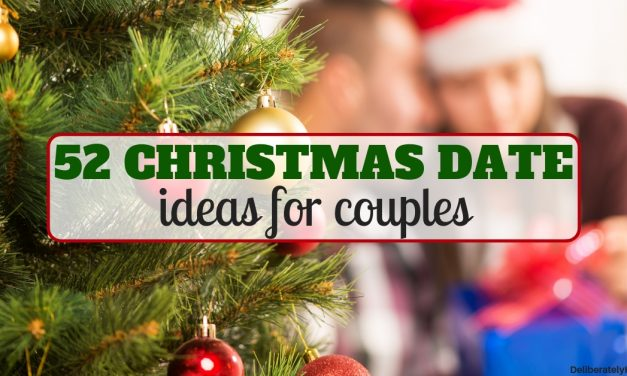 52 Christmas Date Ideas
