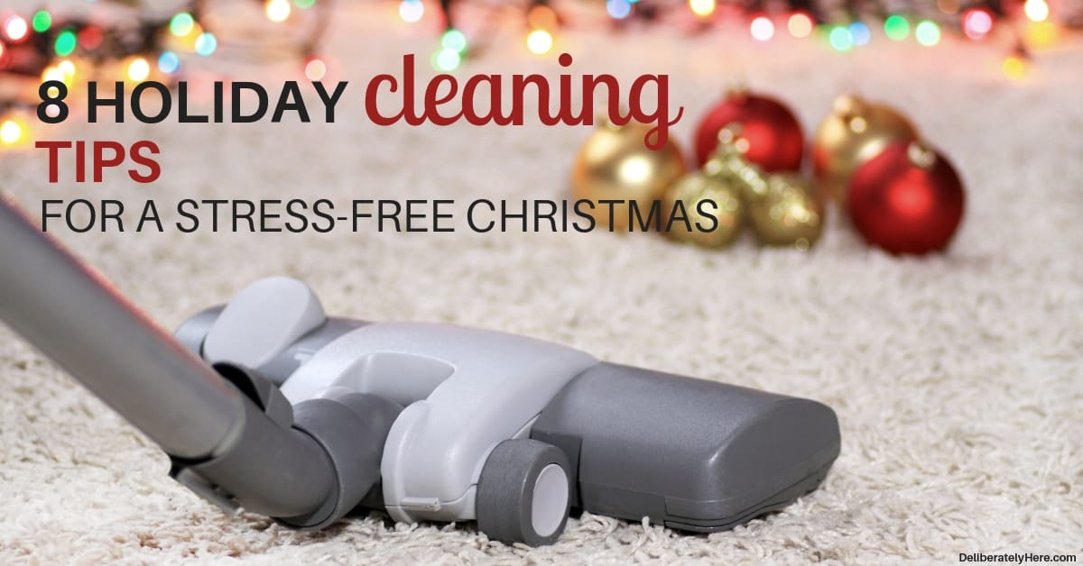 8 Holiday Cleaning Tips to Keep Your Home Spotless This Christmas