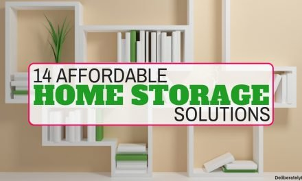 14 Affordable Home Storage Solutions