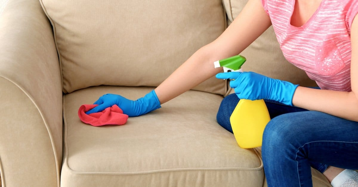 Deep Cleaning House Checklist & 23 Things You're Forgetting to Clean