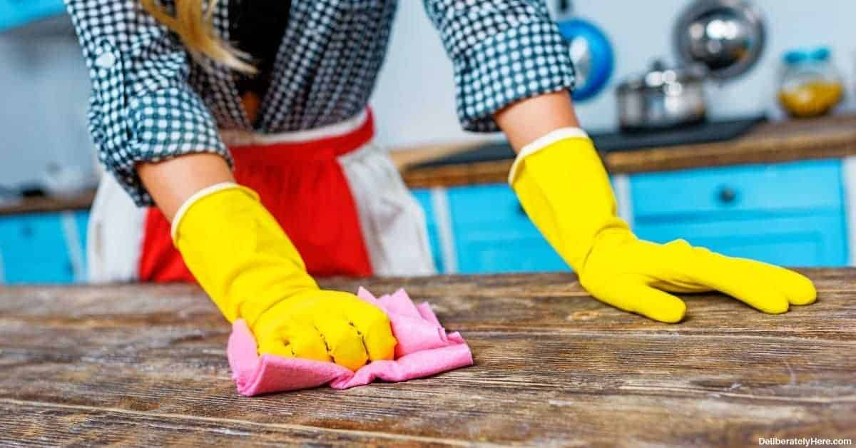 House Cleaning Checklist – 13 Things You're Forgetting to Clean