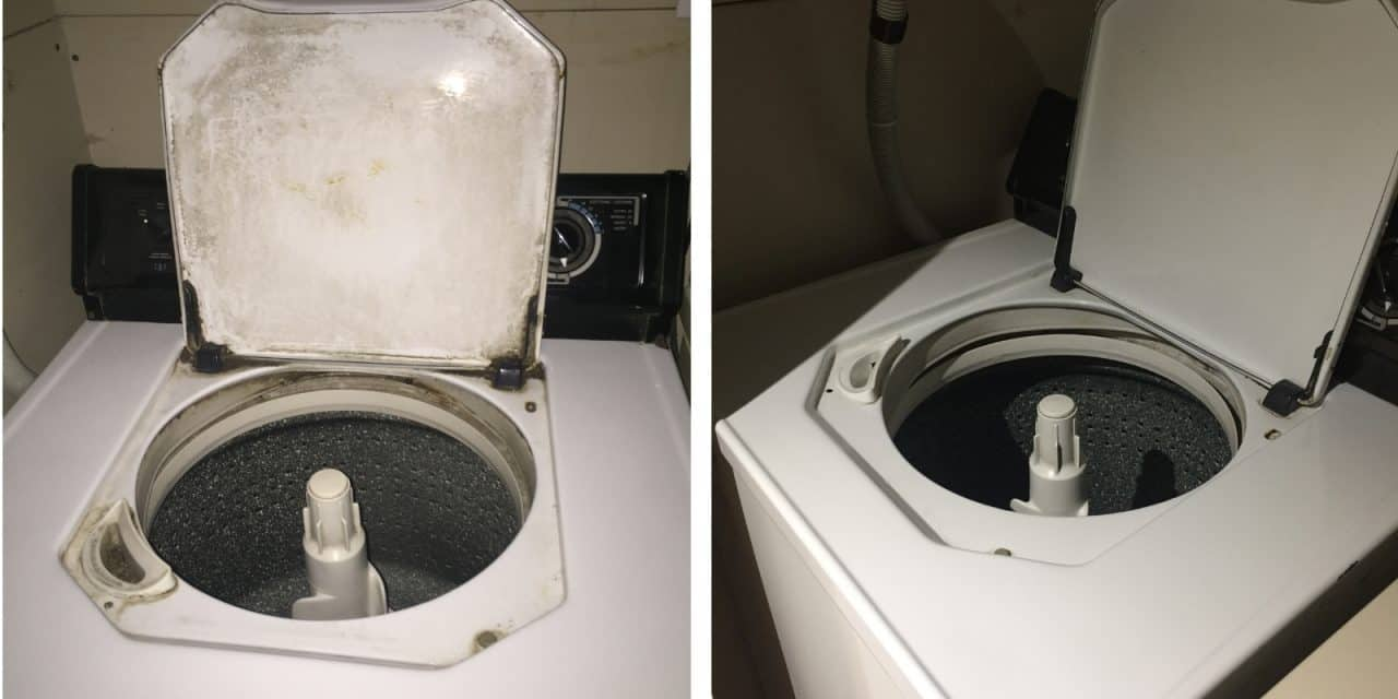 How to Clean a Top Load Washing Machine – Tips That Will Blow Your Mind