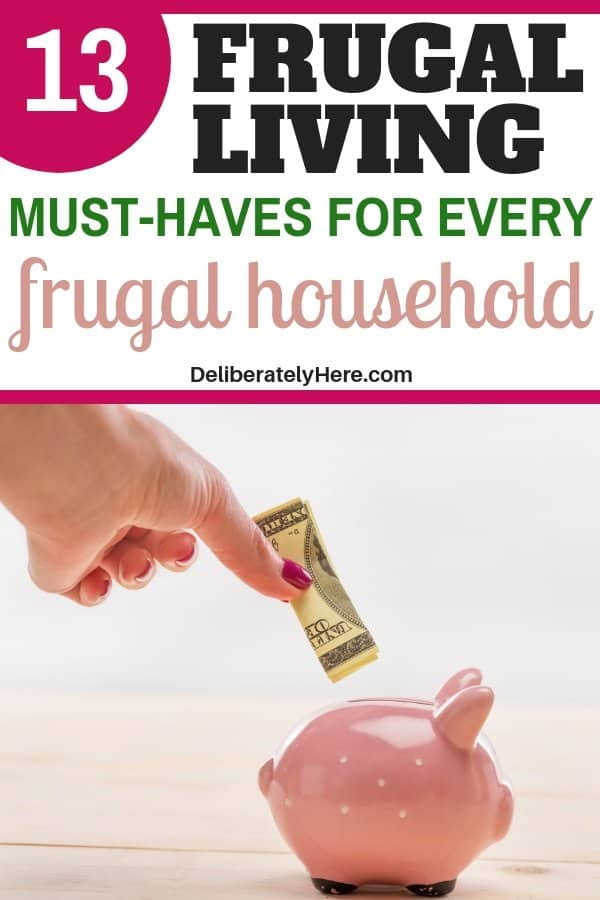 Frugal living for beginners - what you need to start frugal living. Frugal living tips perfect for people wanting to save money. Frugal living ideas perfect for the minimalist. Extreme frugal living tips to help you save money fast. Frugal living hacks for families. Live comfortably as a single income family with these frugal living tips and tricks. Frugal living must haves to help you save money.