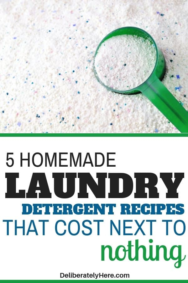 5 homemade laundry detergent recipes that are extremely affordable. Homemade powder laundry detergent. Homemade liquid laundry detergent. Natural homemade laundry detergent good for sensitive skin. Homemade laundry detergents with essential oils. Homemade laundry detergent that smells good and cleans your clothes. Easy homemade laundry detergent for the frugal homemaker.