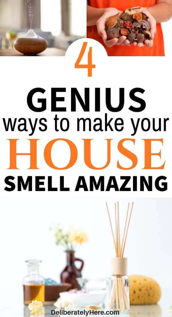 How to make your house smell good all the time. Get rid of bad odors and add a fresh smell to your house. How to have a clean house smell. 4 ways to naturally make your house smell good all the time. 4 ways how to make your house smell good all the time. Make your house smell good naturally. Natural scents to make your house smell good. Make your house smell good with aromatherapy, essential oils, and reed diffusers. Get the bad smell out of your house with these natural remedies.