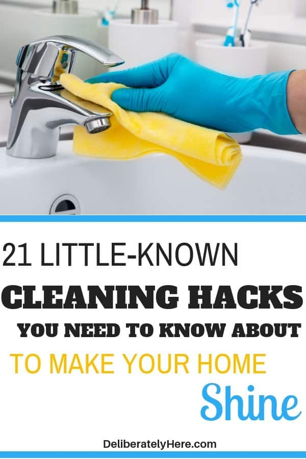 21 little known cleaning hacks you need to know about to make your home shine. 21 house cleaning tips you haven't heard of yet. House cleaning hacks to help you create a clean and organized home. Clean your house fast with these easy cleaning tips. House cleaning schedule to help you clean your entire house in no time. Weekly printable cleaning schedule. House cleaning checklist.