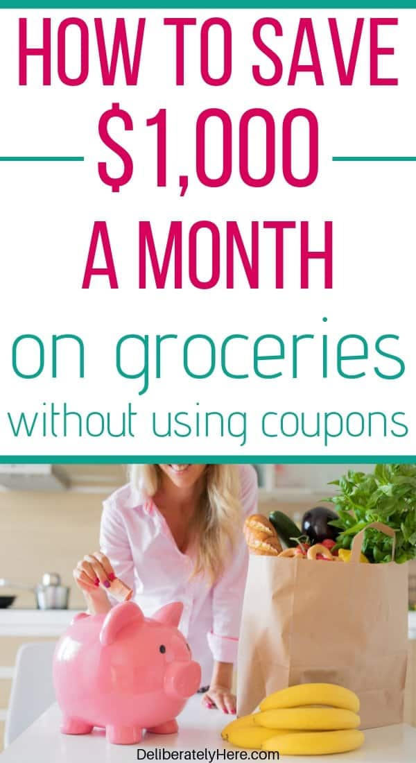 How to save money on groceries every month. How to save money. The easiest way to save money on groceries without coupons. How to save money on groceries without coupons. How to use meal planning to save money on groceries. How we cut $700 off our monthly grocery bill with meal planning. How to lower your grocery bill. How to save money on groceries. How to meal plan on a budget. How to live on a budget. How to grocery shop on a budget. Meal planning for beginners. How to meal plan to save money.