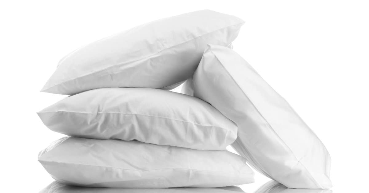 This is The Best Way How to Wash Your Pillows & Get Rid of The Stink
