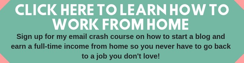 How to work from home. How to make money from home. How to earn a full-time income from home for stay at home moms. Stay at home mom jobs.