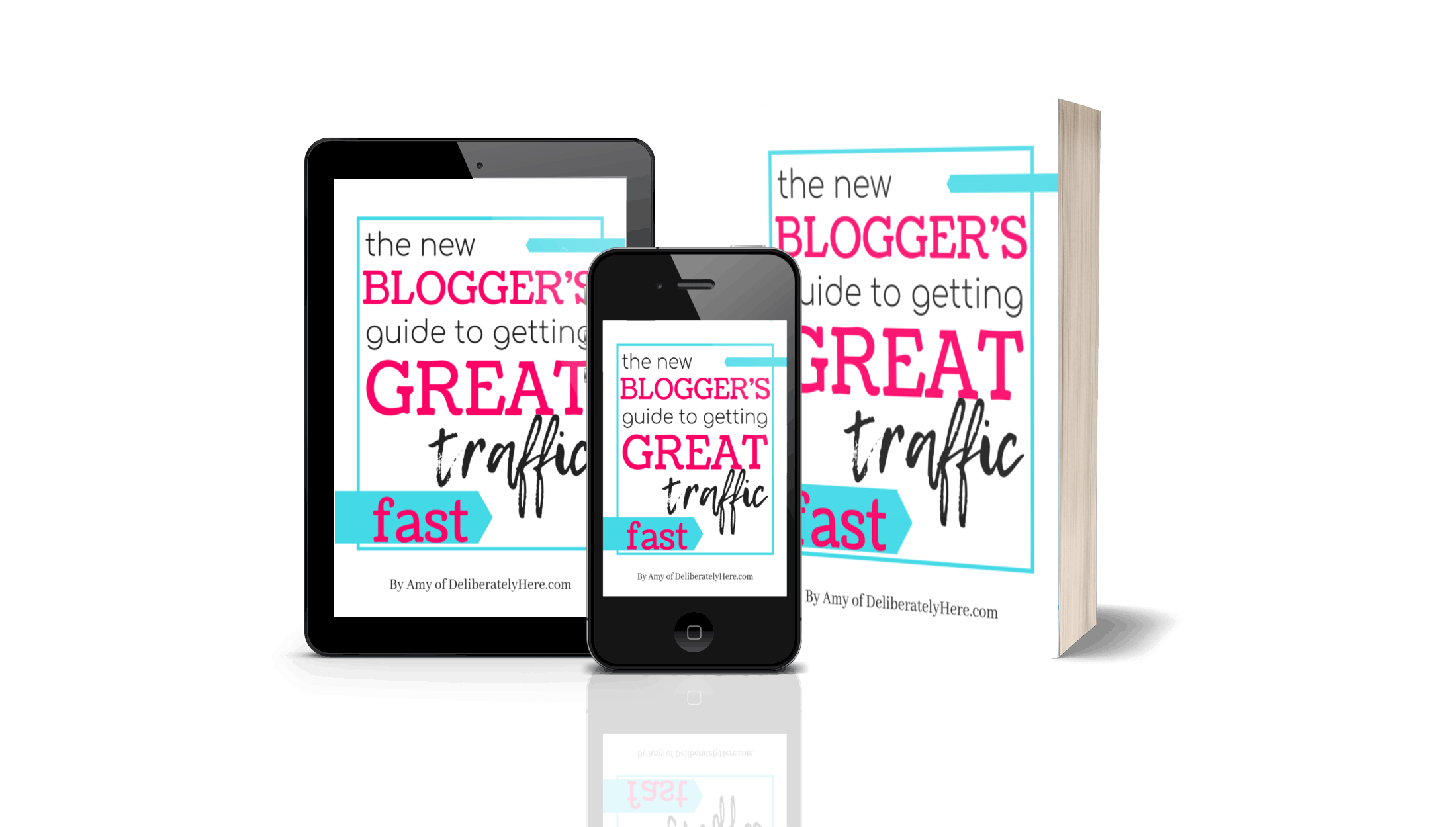 The new blogger's guide to getting great traffic fast