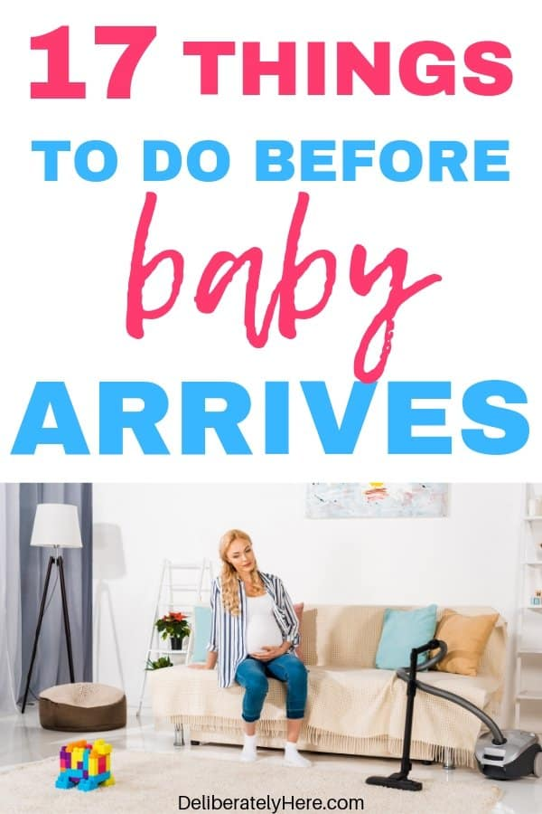 17 things to do before baby arrives. What to do before baby arrives. 17 things you need to do before baby comes that every expectant mother should know. How to be prepared for baby checklist. The new moms checklist - everything you need to be ready. What to do before baby comes. What should I do before having a baby.