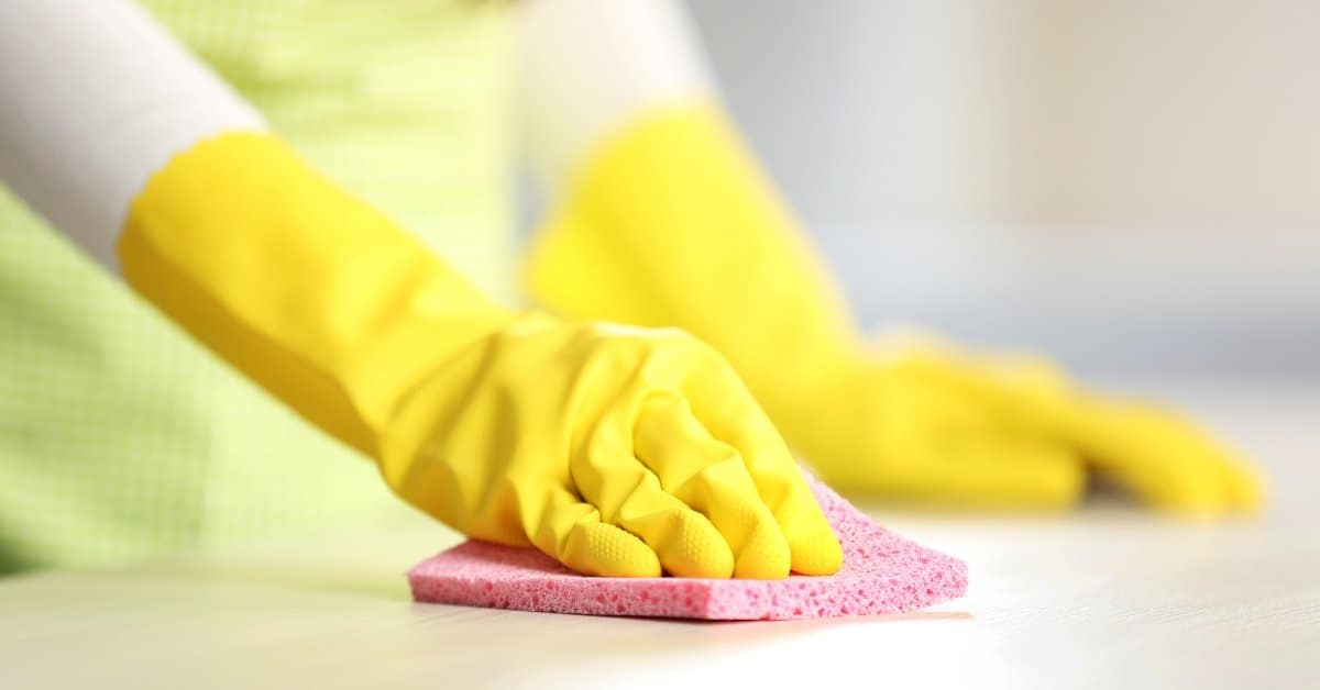 Easy Spring Cleaning Checklist That Will Give You Your Life Back