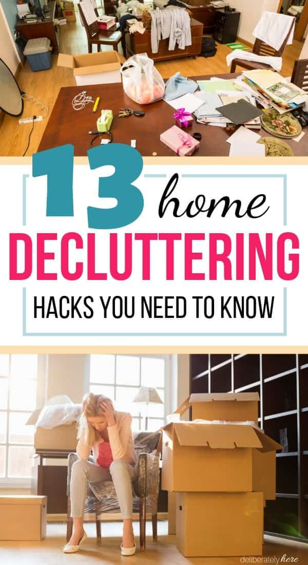 help for hoarders to declutter the house