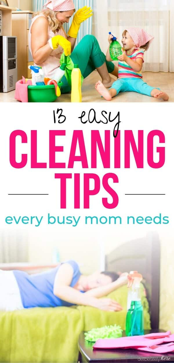 tired mom with baby cleaning house exhausted and tired of cleaning needs cleaning inspiration