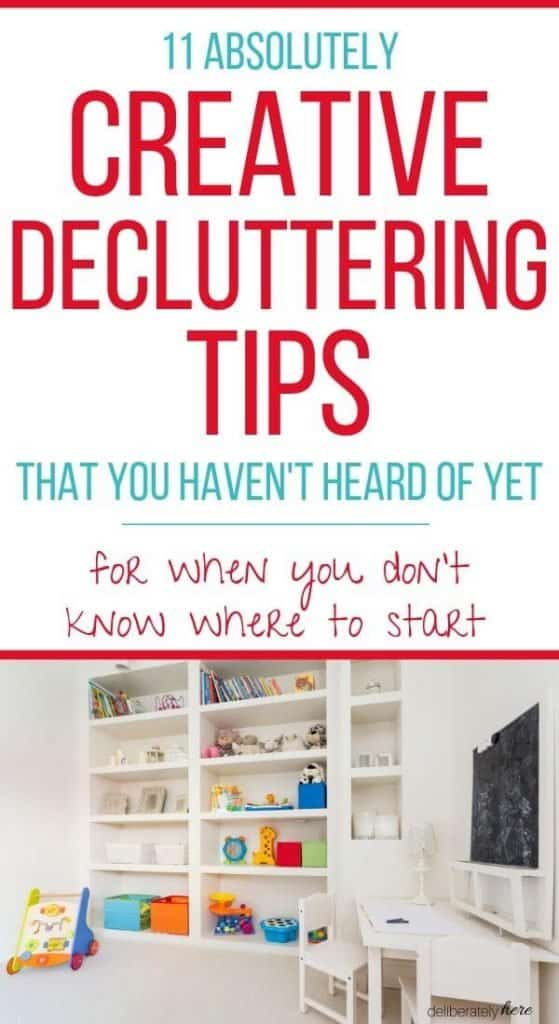 beautifully decluttered room