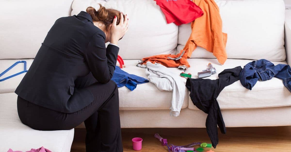 How to Declutter Your Home When You Feel Stuck – 11 Simple Steps