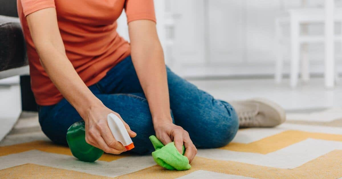How to Get Your Cleaning Motivation Back When it's Lost by Doing This One Thing