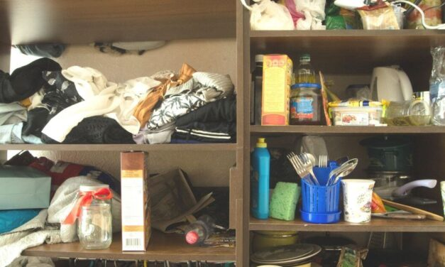 Exactly Where to Start Decluttering Your House When it's an Overwhelming Mess