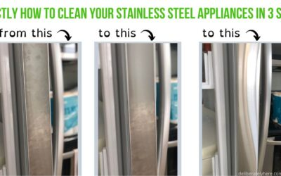 How to Clean Stainless Steel Appliances + How to Stop Smudges From Reappearing