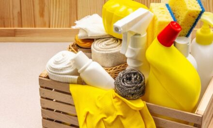How to Stock a Simple and Efficient Cleaning Caddy
