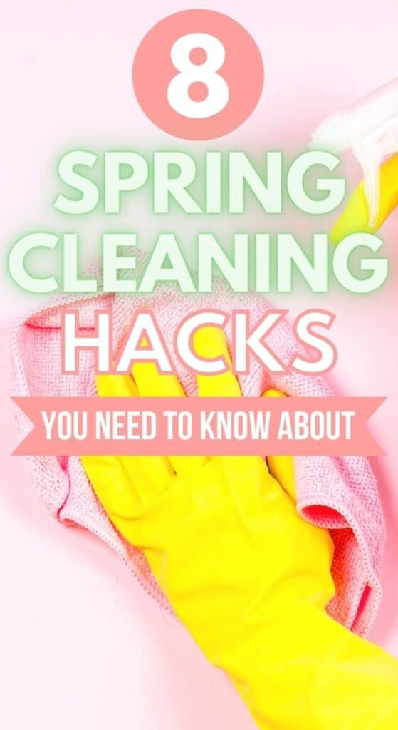 how to spring clean your house in 8 steps