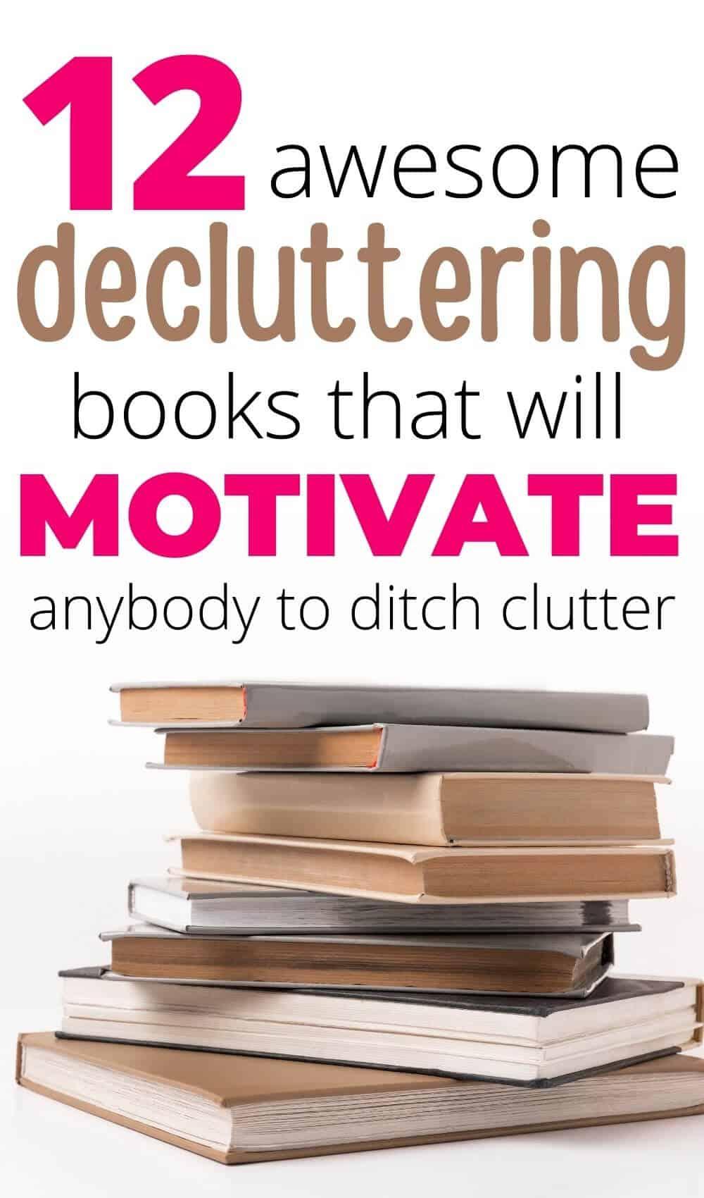 best decluttering books