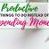 30 Productive Things to do Instead of Spending Money
